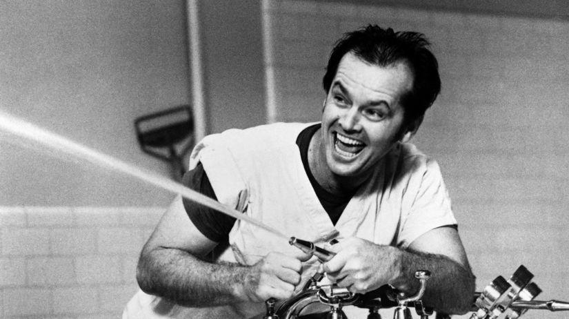 Jack Nicholson - Miloš Forman