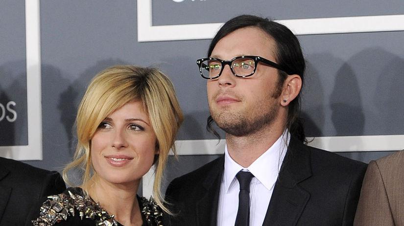 Nathan Followill a jeho manželka Jessie Baylin