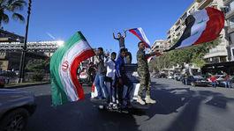 sýria, podporovatelia, útok