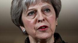 Theresa Mayová, Veľká Británia