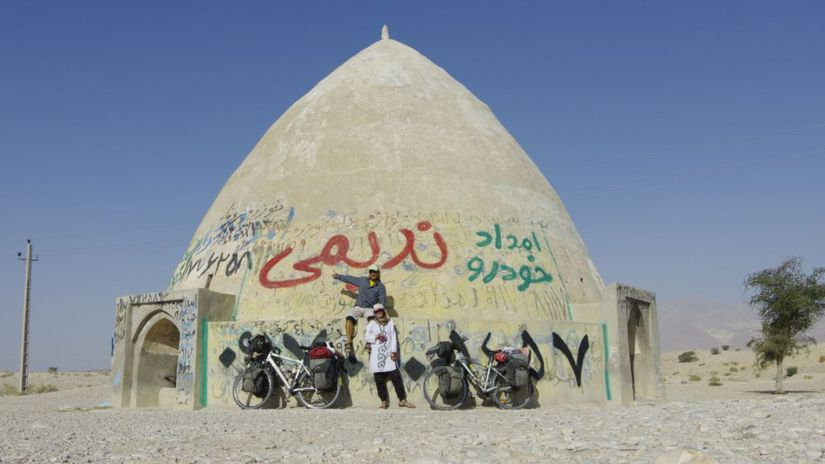 Irán, cycle2inpire