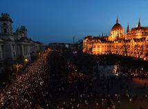 Maďarsko, protesty, Fidesz