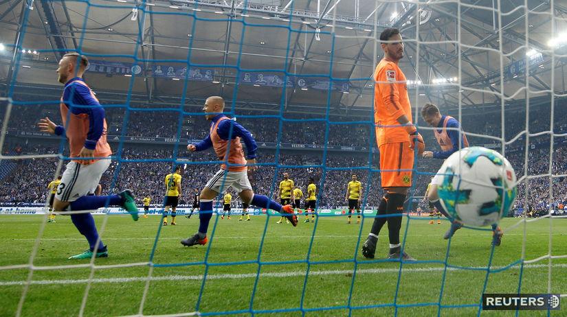 Schalke, Dortmund, gól