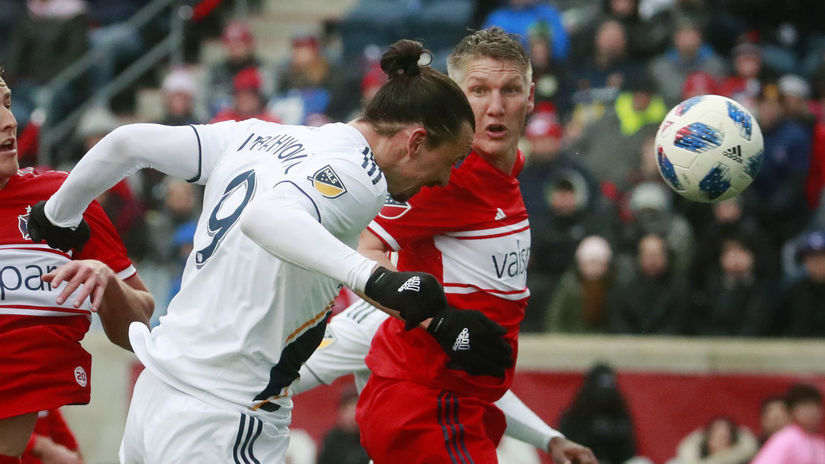 Zlatan Ibrahimovič, Bastian Schweinsteiger
