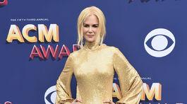 Herečka Nicole Kidman v kreácii Michael Kors.