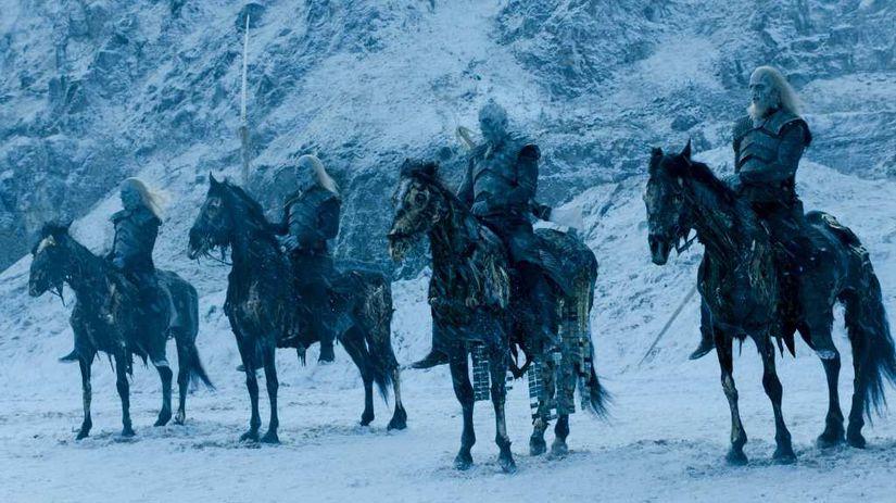 hra o tróny, game of thrones, bieli chodci,...