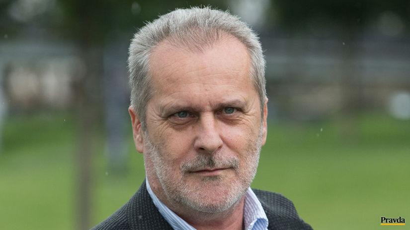 Milan Žitný, bezpečnostná analytik