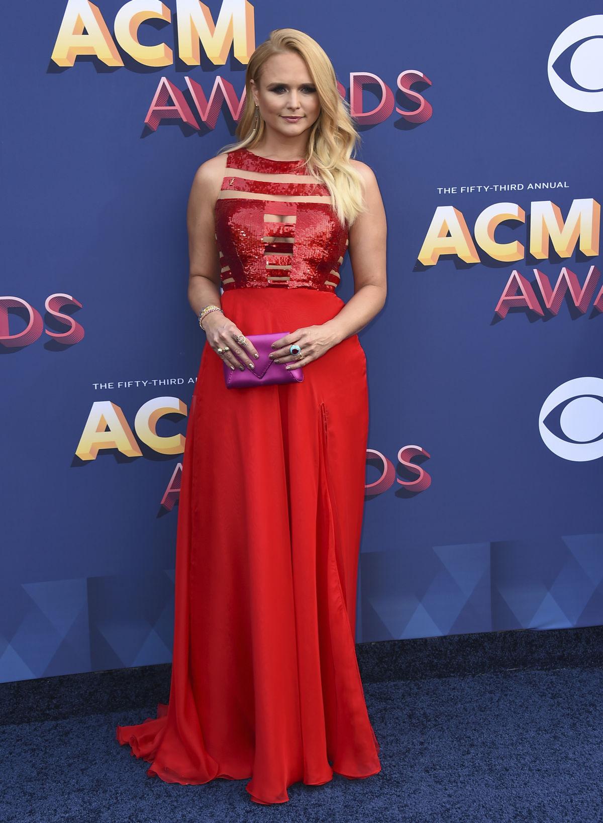 Speváčka Miranda Lambert.