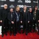 Súčasní aj bývalí členovia formácie Bon Jovi.