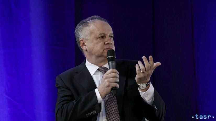 Forbes konferencia Kiska prezident