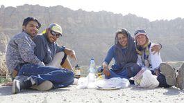 Irán, cyklocestovatelia, cycle2inspire