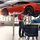 Porsche - servis