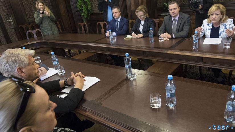 SR Bratislava kultúra MK výzva signatári...