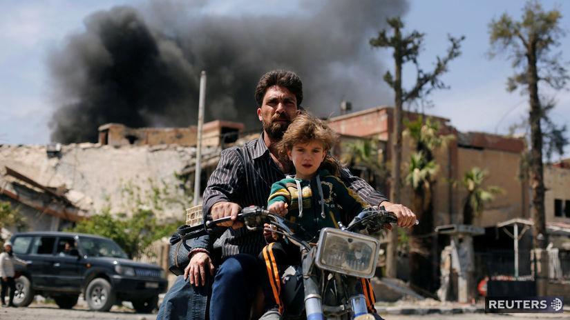 syria dúma