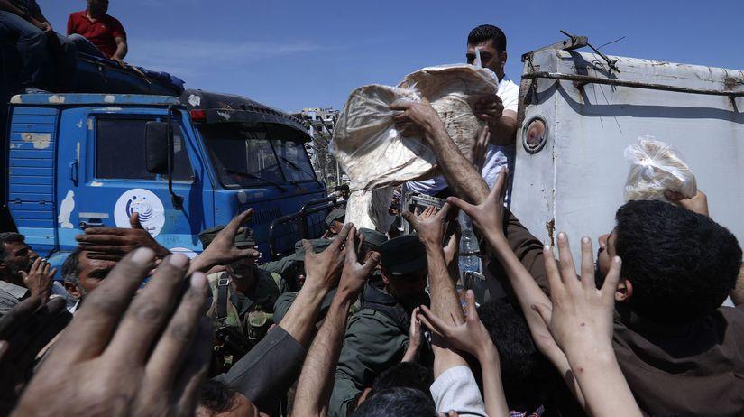 sýria, dúmá