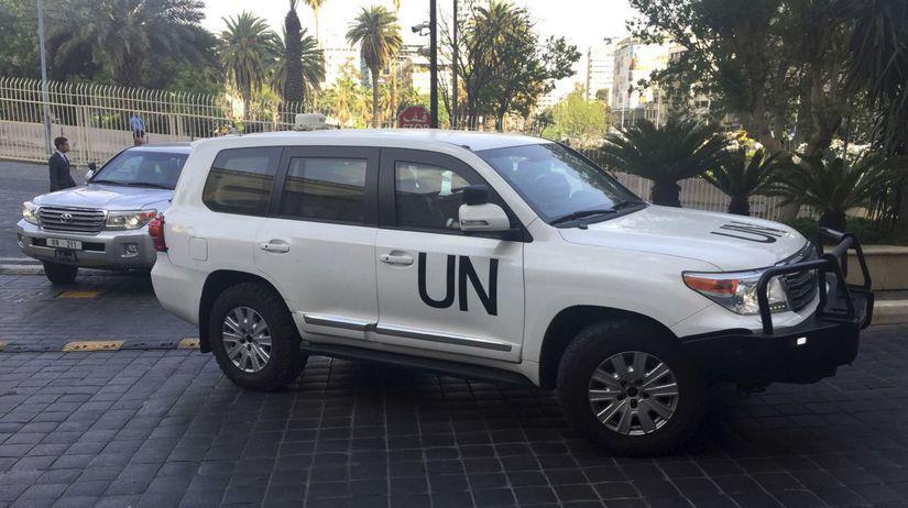 Sýria Rusko OPCW