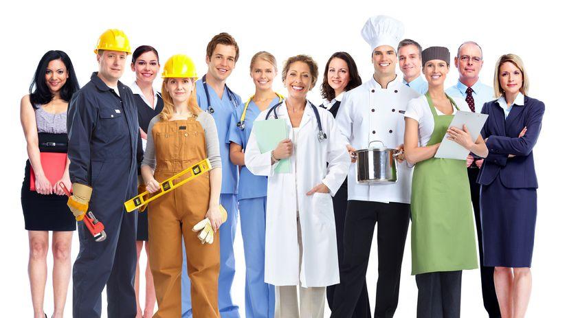 zamestnanci, zamestnanie, profesia