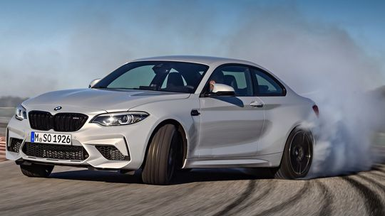 BMW M2 Competition - 2018