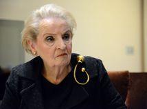 GLOBSEC: Rozhovor s Madeleine Albright