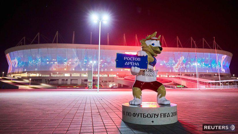 Rostov, štadión