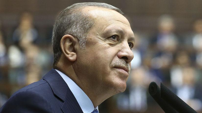 Turecko, prezident, Recep Tayyip Erdogan
