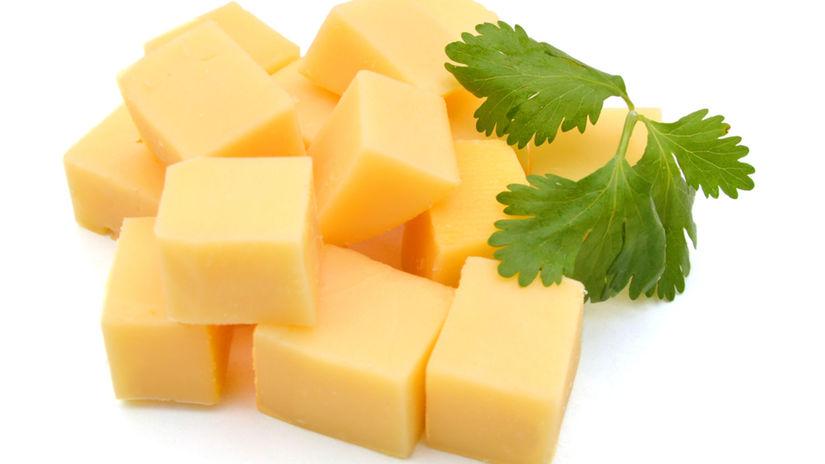tvrdý syr, eidam, mliečne výrobky