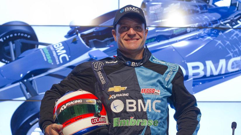 Brazil IndyCar Barrichello F1