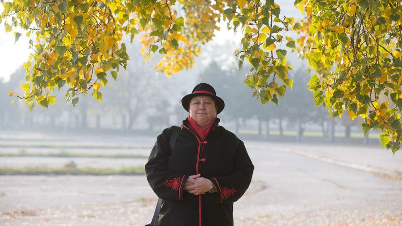 etnologička Katarína Nádaská