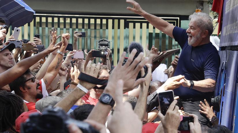 Luiz Inácio Lula da Silva, Brazília