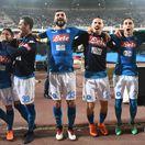 Taliansko futbal Seria A Neapol Udinese Hamšík
