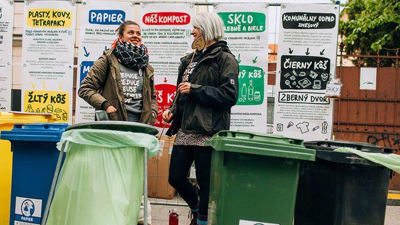 dobry trh, zero waste