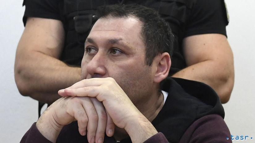 Košice, súd, Antonino Vadala, vydávacia väzba,