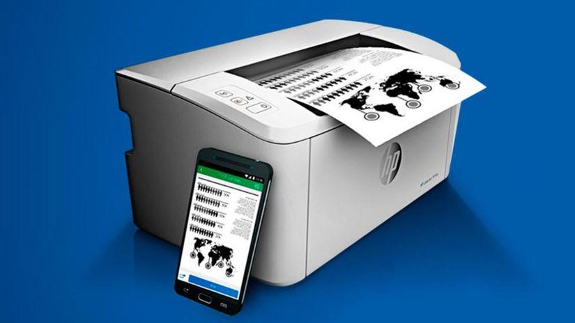 LaserJet Pro M15w, HP,