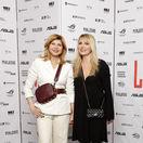 Soňa Müllerová (vľavo) a Emma Tekelyová