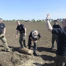 V Štúrove našli štyri stokilové ruské bomby, okolie evakuovali