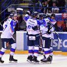 Slováci si zopakovali víťazstvo nad Lotyšmi. Podržal ich brankár Godla