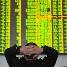 burza, čísla, tabule, investor