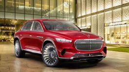 Maybach SUV Concept - 2018