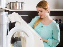 pranie, práčka