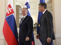 Slovinsko Slovensko Kiska oficiálna návšteva