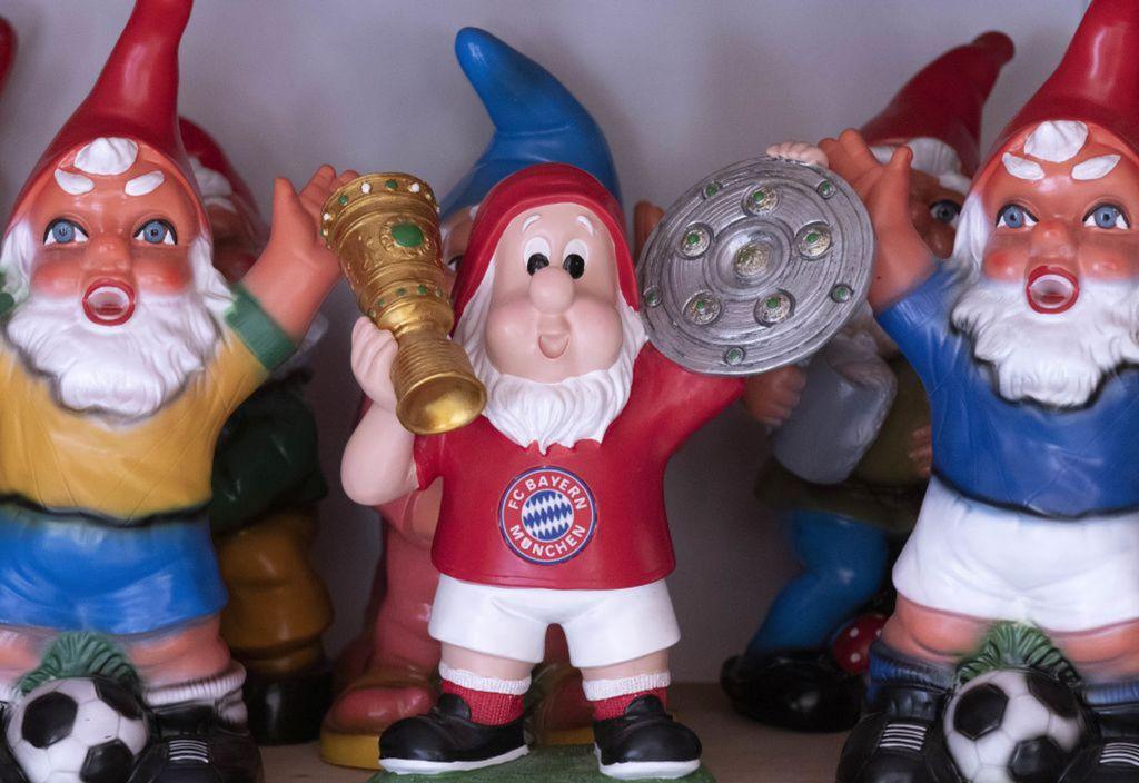 trpaslíkovia, škriatkovia, Bayern Mníchov
