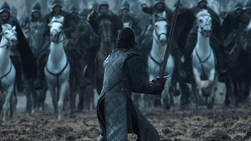 game of thrones, hra o tróny, jon snow,