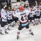 Dramatické finále, skvelý hokej. Bystrica vyhrala v Trenčíne a obhájila titul
