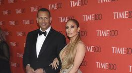 Alex Rodriguez a jeho partnerka Jennifer Lopez