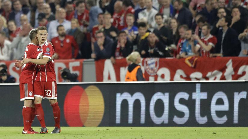 Bayern Mníchov, Real Madrid