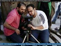 Sýrsky režisér: Rusi použili zábery z môjho filmu, aby podložili tvrdenie, že útok v Dúme bol podvrh