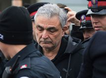 Kanada Toronto dodávka obvinenia Minassian