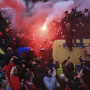 Liverpool fans Rím