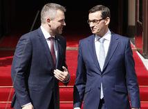 Poľsko Slovensko Pellegrini návšteva