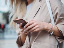 telefón, žena,mobil